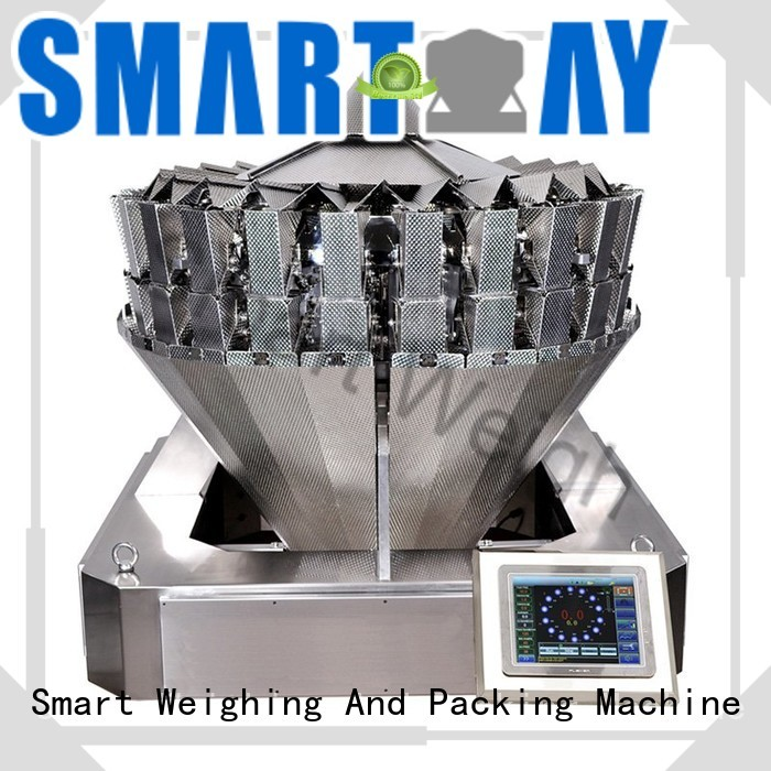 multihead weigher packing machine screw salad Smart Brand