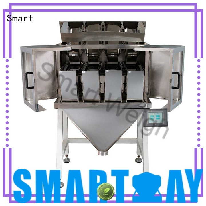 Quality Smart Brand linear weigher packing machine beans sugar