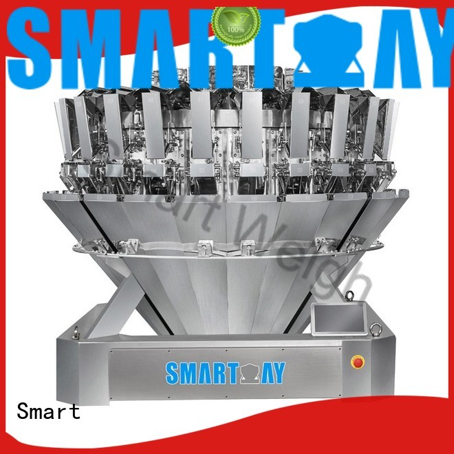 multihead weigher packing machine discharge speed multihead weigher Smart Brand