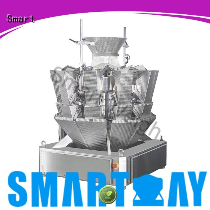 Custom accurate multihead weigher large Smart