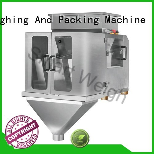 for packing machines combination linear weigher high accuracy Smart company