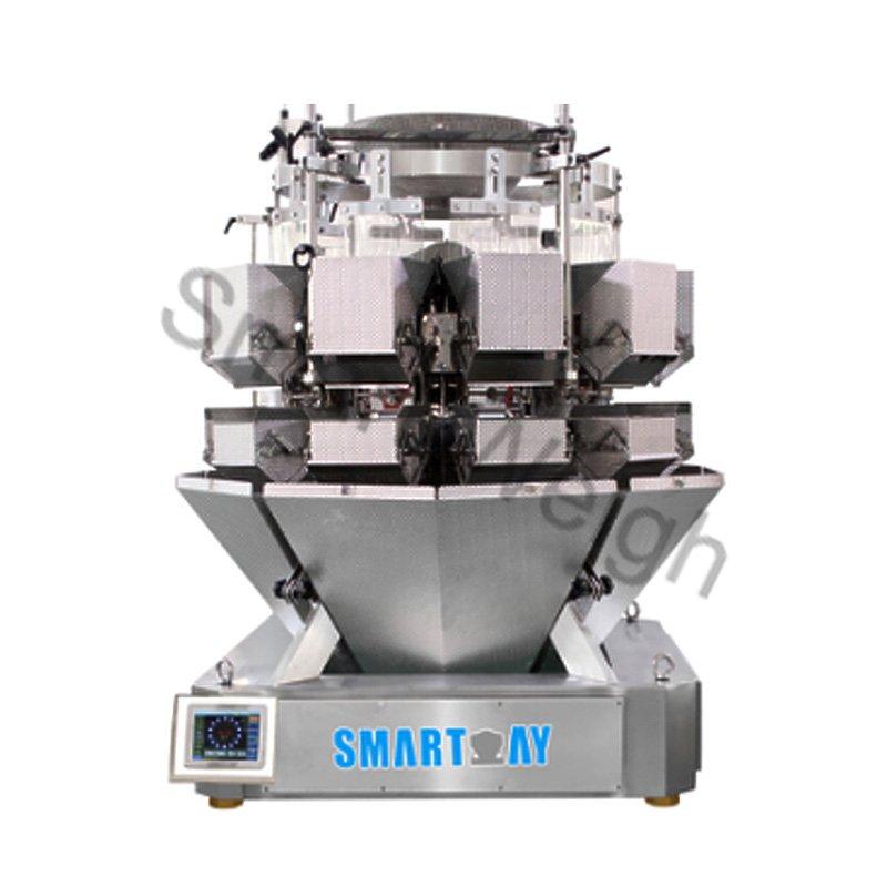 Smart Weigh Smart Weigh SW-ML10 Large 10 Head Multihead Weigher Multihead Weigher image15