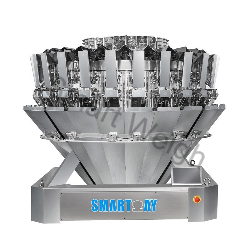 Smart Weigh SW-M324 Four or Six Mixture 24 Head Multihead Weigher