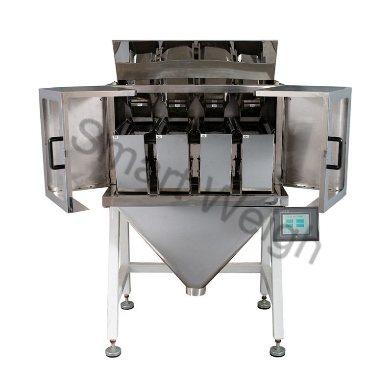 Smart Weigh SW-LW4 4 Head Linear Weigher