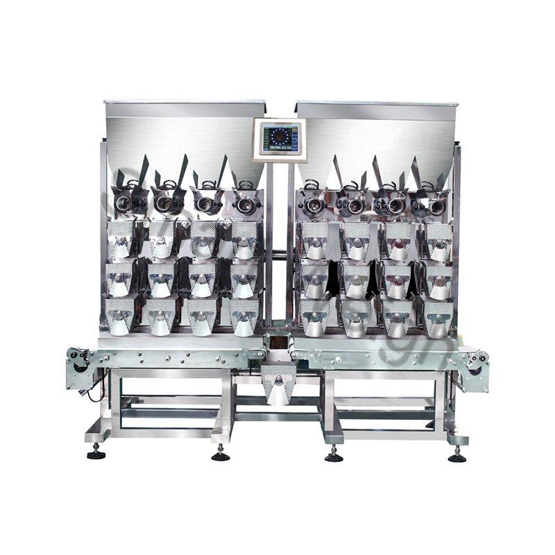 Smart Weigh Smart Weigh  SW-LC8 8 Head Linear Combination Weigher Linear Combination Weigher image4