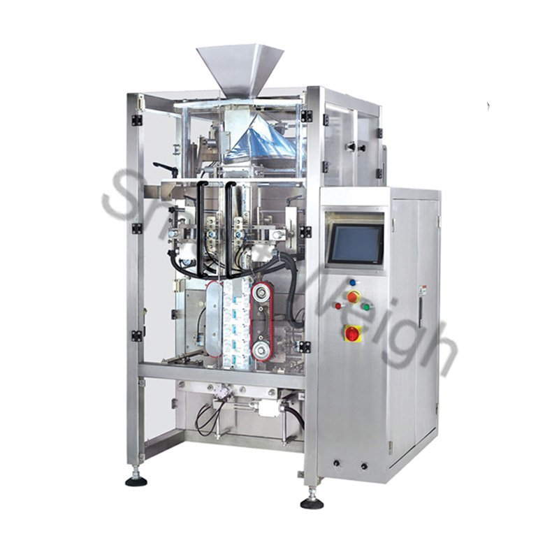 Smart Weigh Smart Weigh SW-P460 Quad-sealed Bag Packing Machine Packing Machine image2