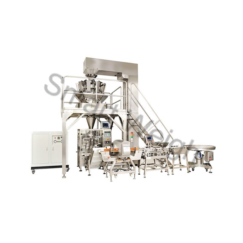 Smart Weigh Smart Weigh SW-PL1 Multihead Weigher Vertical Packing System Packing System image8