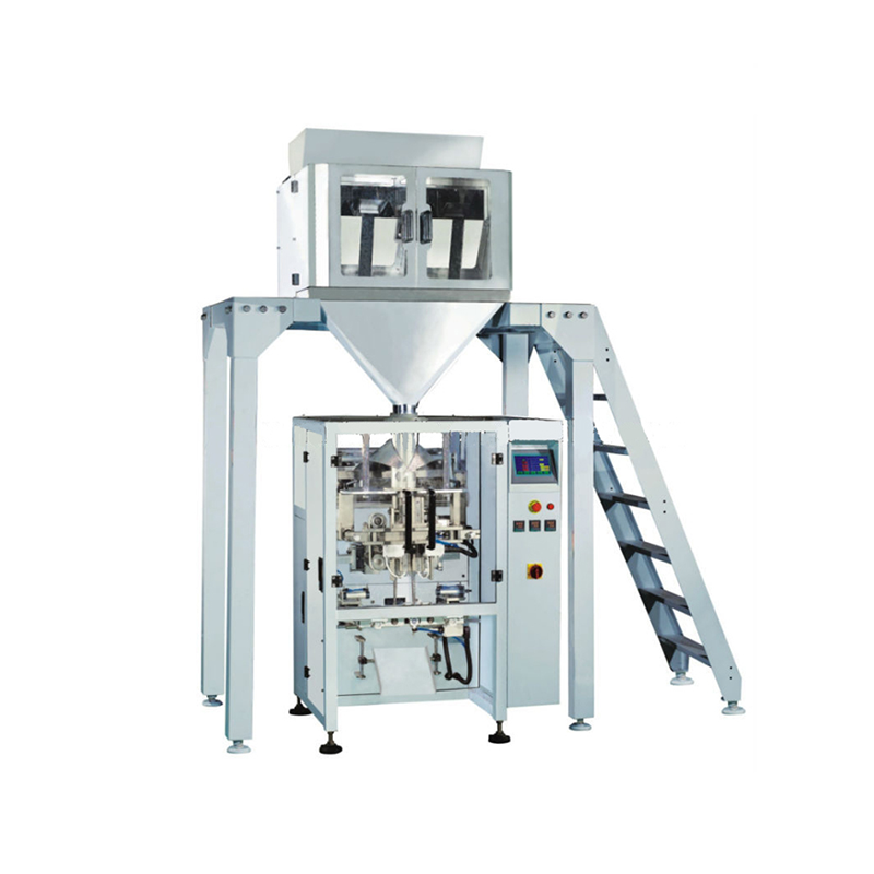 Linear Weigher Vertical Packing System