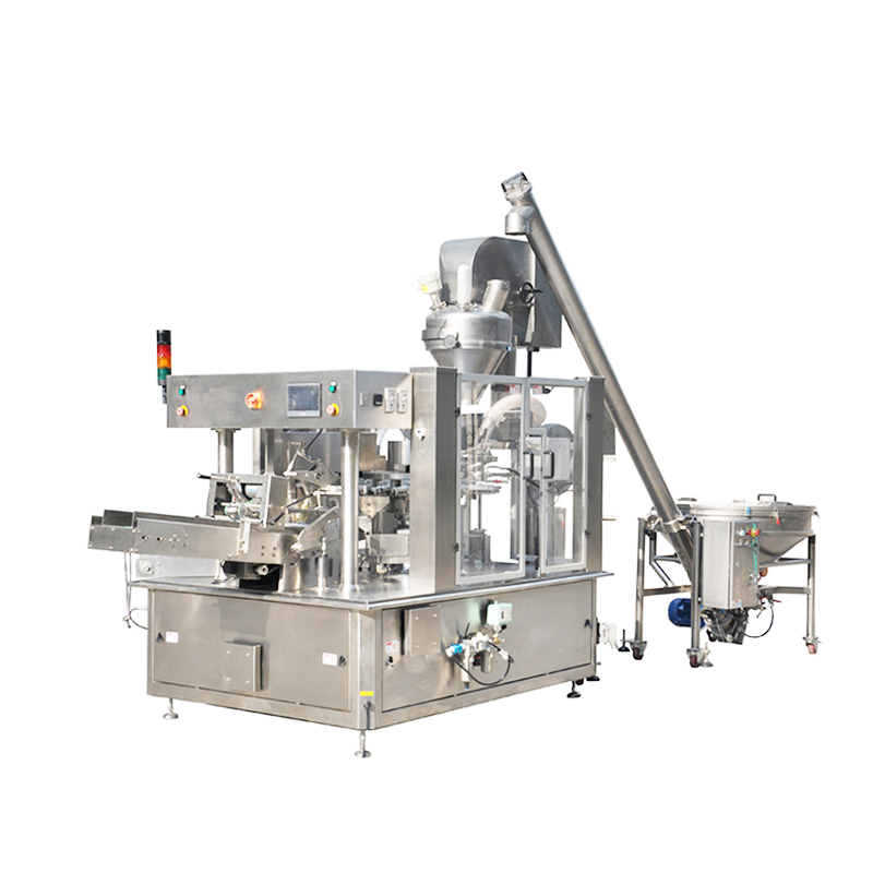 Powder Rotary Packing System