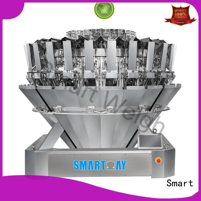 multihead weigher packing machine screw multihead weigher Smart Brand