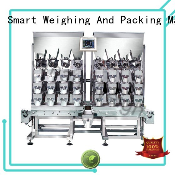 certified electronic computer Smart Brand automatic weighing factory