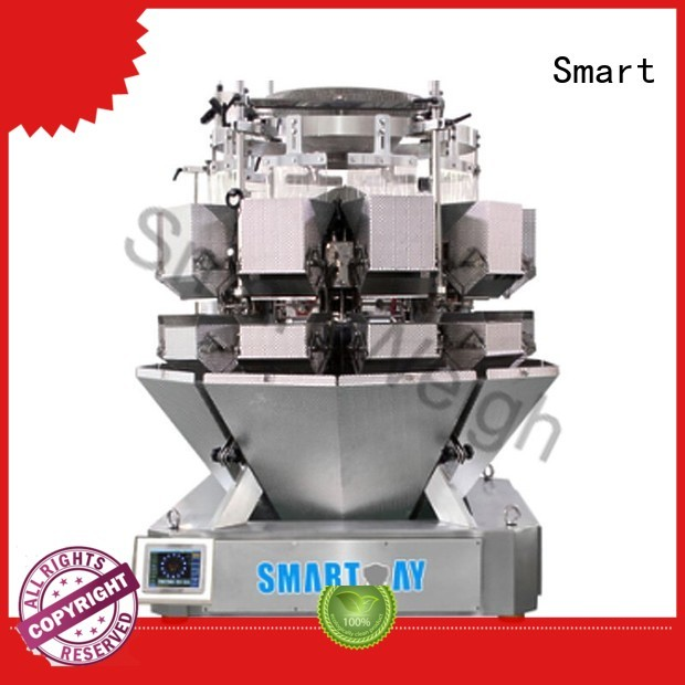 multihead weigher packing machine salad smart multihead weigher mini Smart Brand
