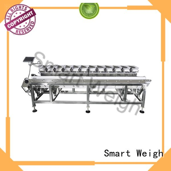 Smart Weigh Brand certified automatic weighing smart supplier