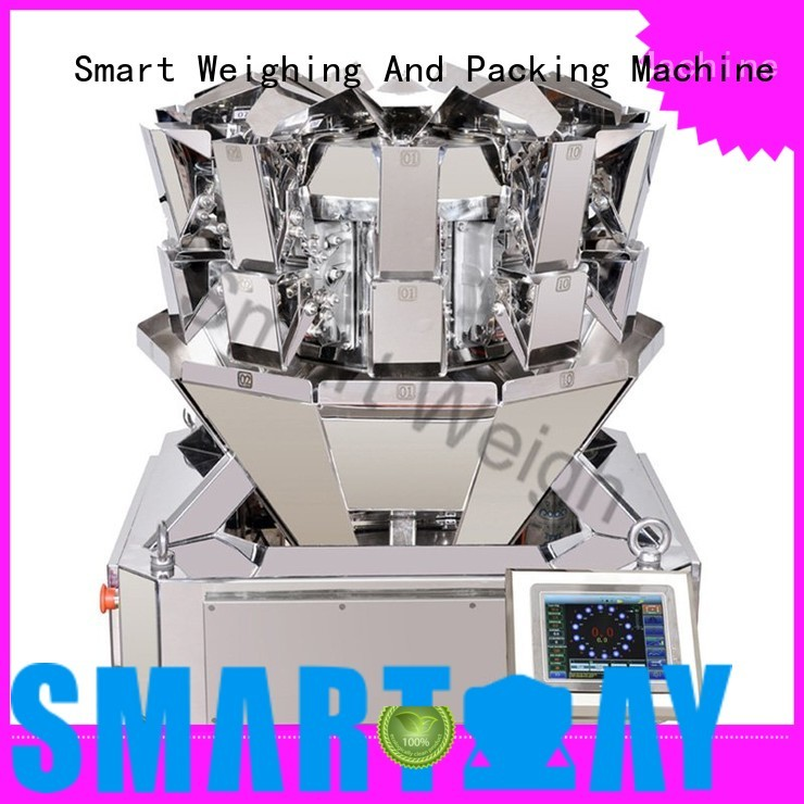 Smart Brand accurate salad mixture custom multihead weigher packing machine