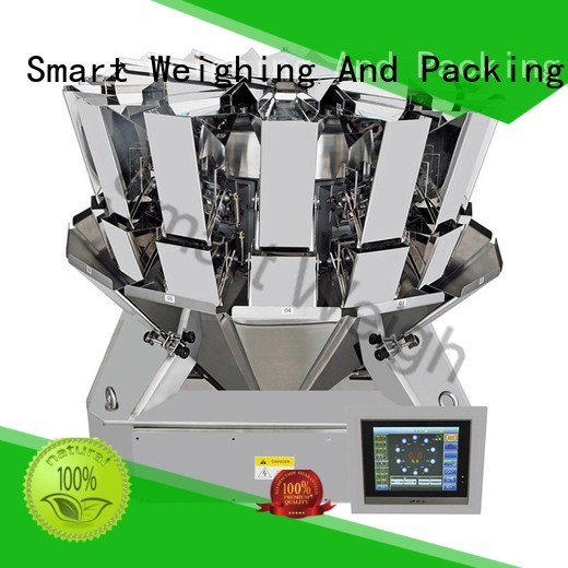 Smart Brand accurate multihead weigher packing machine large supplier