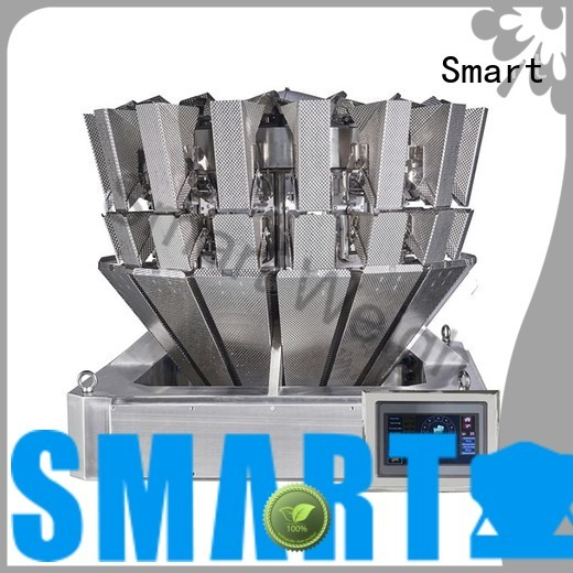 Smart Brand accurate multihead weigher packing machine mixture supplier