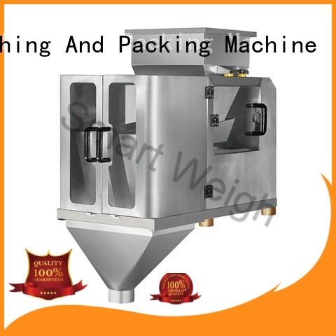 linear weigher packing machine powder seeds Warranty Smart Weigh