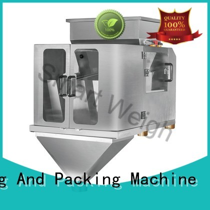 linear weigher packing machine powder combination sugar Smart Brand linear weigher