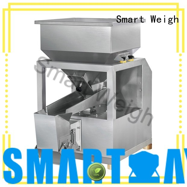 Smart Weigh Brand high accuracy rice linear weigher packing machine