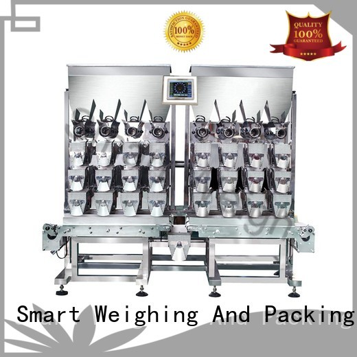automatic weighing hardware screw certified Smart Weigh Brand combination weigher