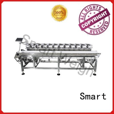 automatic Custom electronic combination weigher save manpower Smart