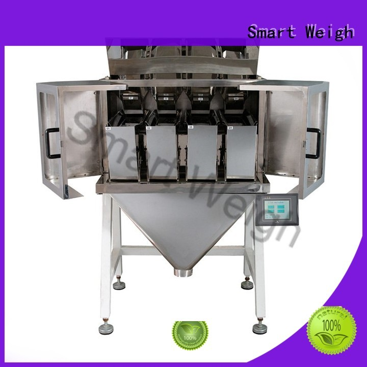 smart pasta linear weigher packing machine nuts Smart Weigh company