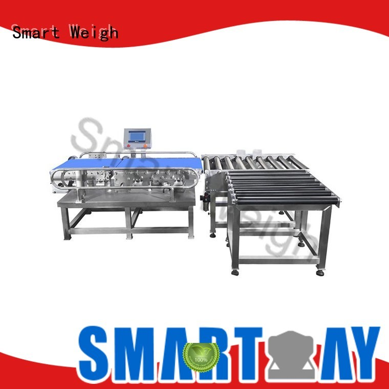 combined Interface Board check weigher detector Smart Weigh Brand inspection machine supplier