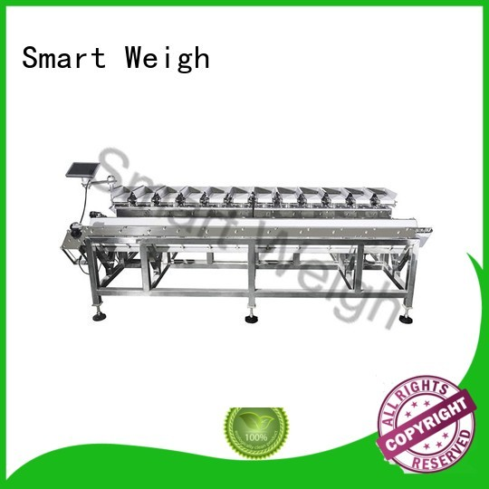 certified smart automatic weighing Smart Weigh manufacture