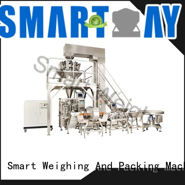 smart linear multihead OEM automated packaging systems Smart Weigh