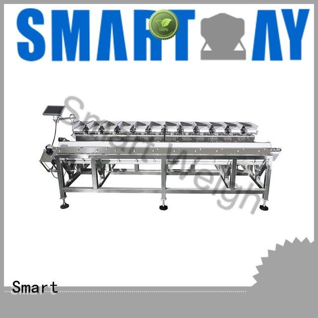 computer automatic smart combination weigher Smart Brand