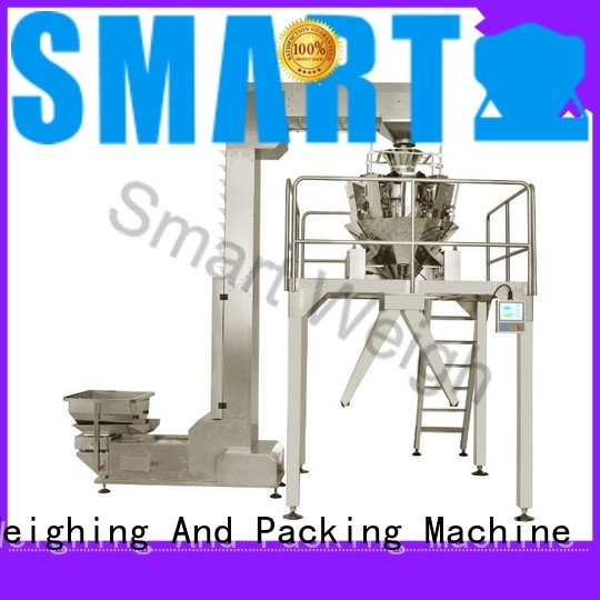 weigher Custom semiautomatic vertical automated packaging systems Smart Weigh powder