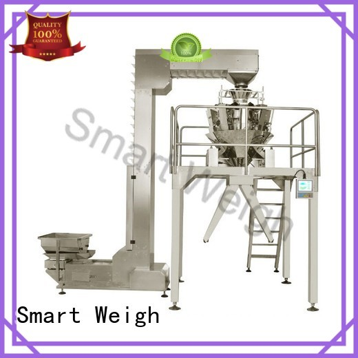 vertical weigher automated packaging systems machine weigh Smart Weigh company