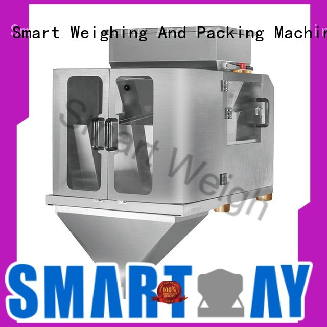 Smart Weigh Brand rice powder smart nuts linear weigher