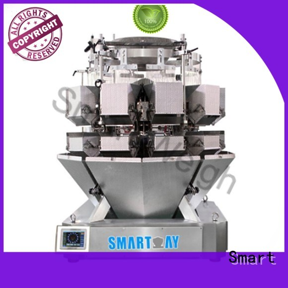 large Custom smart multihead weigher discharge Smart