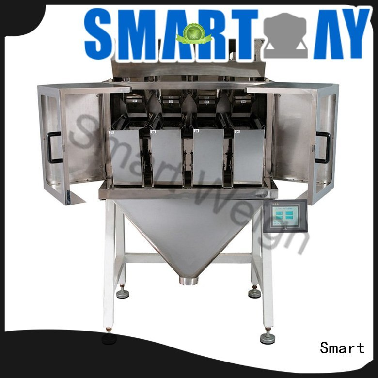 Smart Brand pasta rice linear weigher manufacture