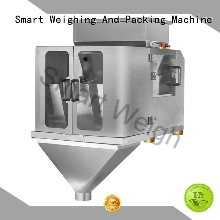 high accuracy seeds linear weigher packing machine for packing machines nuts Smart Weigh Brand