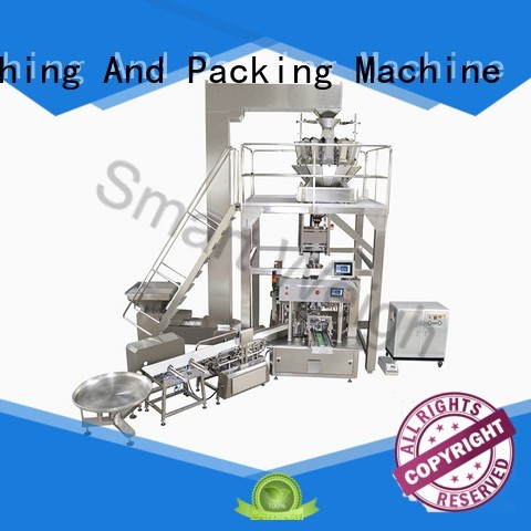Smart Weigh Brand vertical weigh multihead packaging systems inc