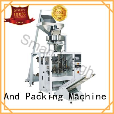 Smart Weigh Brand powder vertical measure bag automated packaging systems