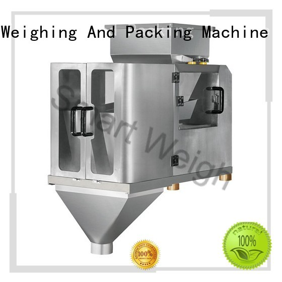 Hot beans linear weigher high accuracy for packing machines Smart Brand