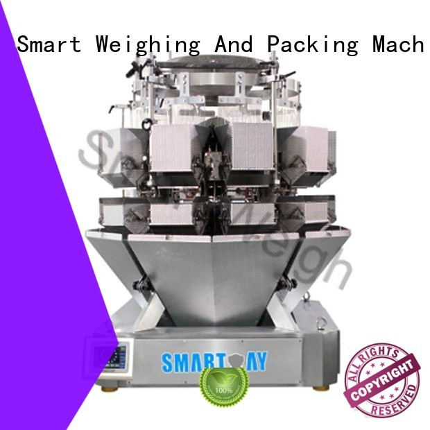 Wholesale smart large multihead weigher Smart Weigh Brand