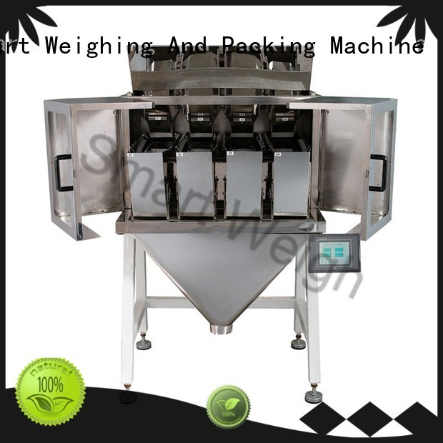 industrial for packing machines linear weigher packing machine sugar beans Smart Weigh Brand
