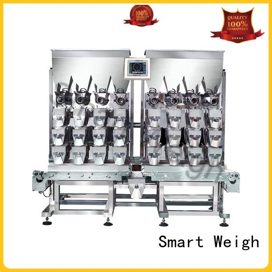 Smart Weigh Brand computer electronic smart shape combination weigher
