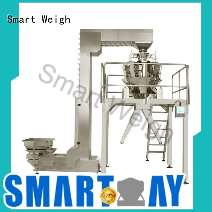 vertical weigh bag Smart Weigh Brand packaging systems inc manufacture