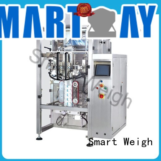smart quadsealed combined packaging machine Smart Weigh Brand