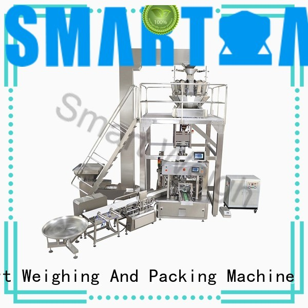 powder Custom linear automated packaging systems weigher Smart Weigh
