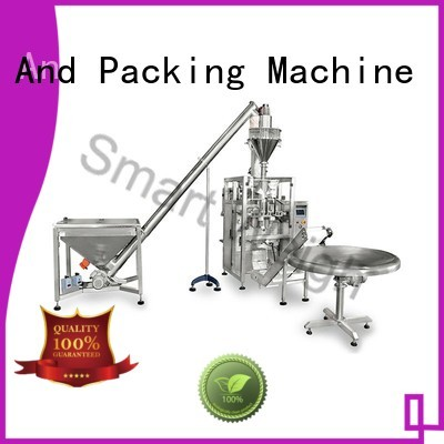 premade packaging systems inc vertical Smart Weigh company