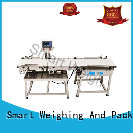 detector check weigher high precision weigh inspection equipment Smart Weigh Brand
