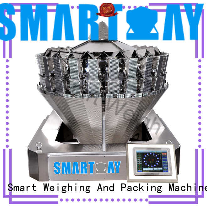 Smart Brand salad accurate smart multihead weigher manufacture