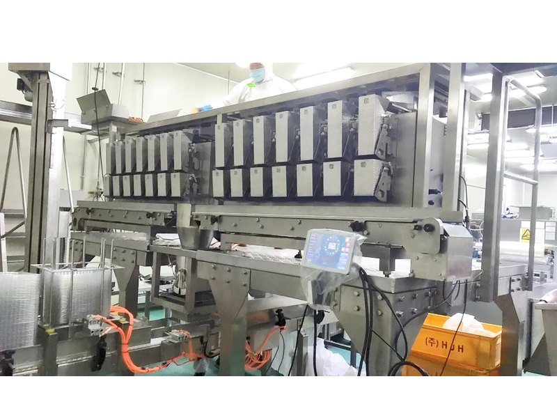Beef In Tray Packing Line