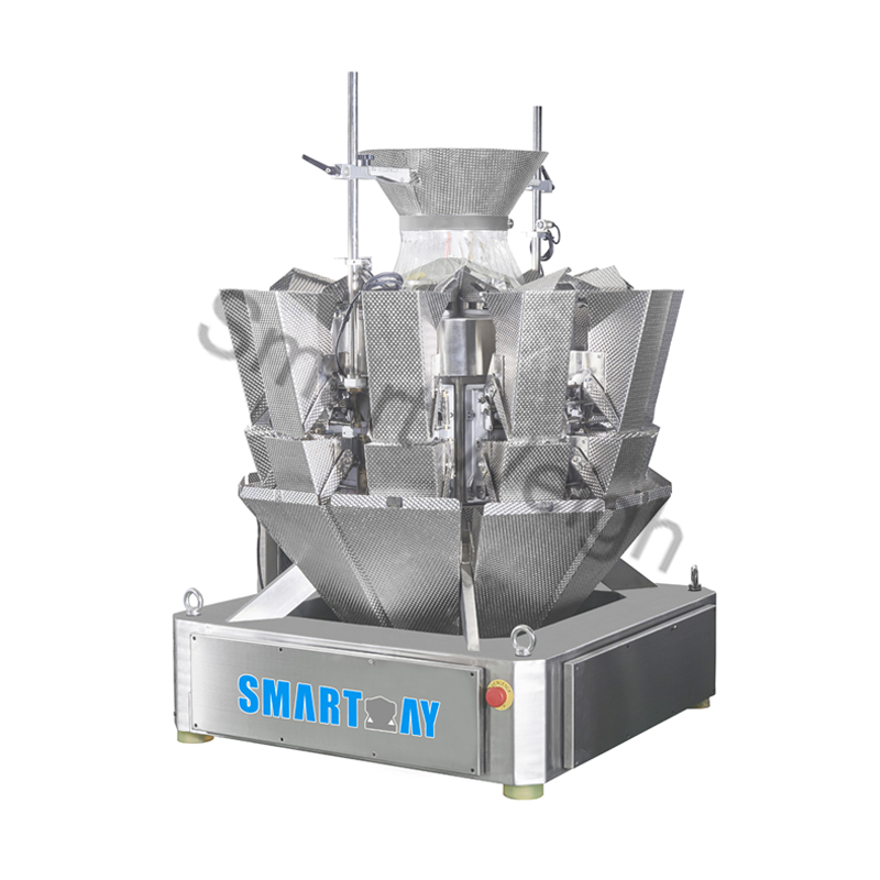 Smart Weigh Smart Weigh SW-M10 10 Head Multihead Weigher Multihead Weigher image18